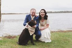 Sandra & Barry had the most amazing March wedding in this stunning lakeside hotel. — Weddings By Kara Lodge Wedding, Wedding Reception, Lakeside Hotel, Groom Poses, Kara, In This Moment, Weddings, Bride, Dog