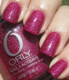 Miss Conduct, Orly Holiday 2012 Naughty Or Nice Collection