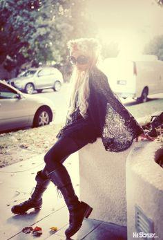 Hippie Goth