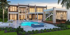 Marvelous Contemporary House Plan with Options - 86052BW - 02