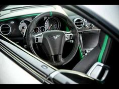All New 2015 Bentley Continental GT3-R (580 hp)