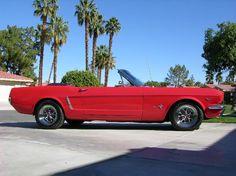 65 Mustang