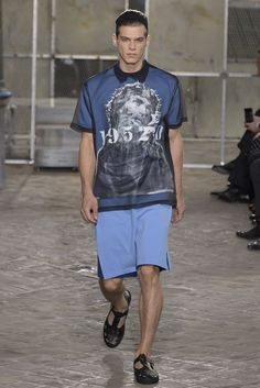 Givenchy Men's RTW Spring 2016