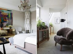 Ett Hem Hotel by Studio Ilse // Stockholm, Sweden, via Yellowtrace.