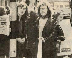 Peter Sinfield & Robert Fripp
