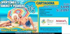 Cartagena desde $699 espacios limitados, reserva a gerencia@alereperutravel.com