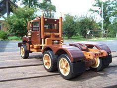 1977 Brockway Truck