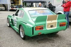 Ford Capri Masters - Paddock Sport Cars, Race Cars, Bbs, Ford Pinto, Mk 1, Ford Capri, Ford Motor Company, Auto Racing, Touring