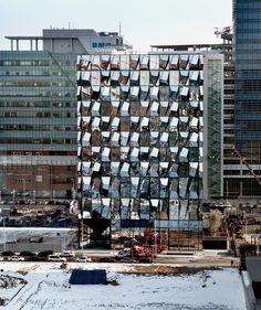 Trutec Building   Seoul, South Korea   Barkow Leibinger Architekten