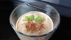 Das Rezept für einen leckeren Apfel-Zimt-Smoothie mit Cashewkernen und Mandelmilch ➤ Erfrischend und lecker ★In jeder Jahreszeit ein Genuss★