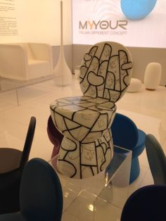 Inspiration can come from anywhere! #milan #contractfurniture #chairs