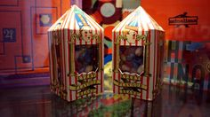Bertie Botts packaging. The Graphic Art of the Harry Potter films, designed by MinaLima. Coningsby Gallery 2013.