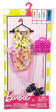 Barbie - (Complete Look Separates) # Vintage Barbie Clothes, Doll Clothes Barbie, Barbie Dolls, Dora The Explorer Costume, Ropa American Girl, Little Girl Pageant Dresses, Barbie Playsets, Doll Videos, Barbie Sets