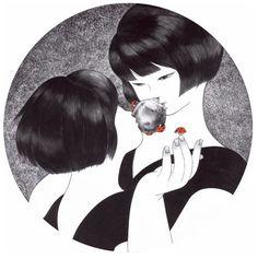 近藤聡乃(こんどうあきの) 話題の国産女性アーティスト | BIRD YARD