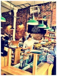 Monmouth Coffee, Borough Market