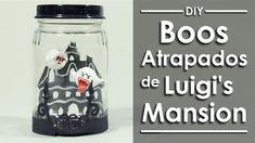 Boos atrapados de Luigi's Mansion