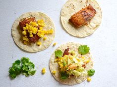 Fish Tacos with Cumin Lime Slaw - BudgetBytes.com