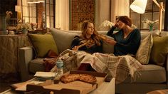 The only thing better than pizza? The Danvers sisters' adorable relationship. - Supergirl - CBS.com