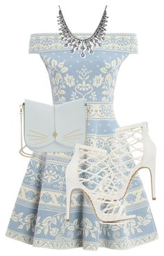 """""""Untitled #156"""" by sosomi on Polyvore featuring Alexander McQueen, Ted Baker and Charlotte Russe"""
