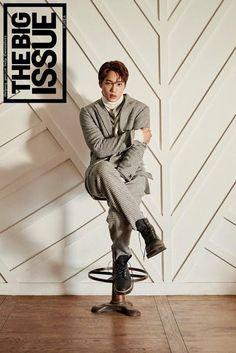 Devilspacezhip: [PICS] EXO Kai For The Big Issue Magazine December...