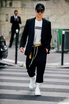 #StreetStyle: Paris Fashion Week Men´s 2017 - Street Style Paris Fashion Week Mens 2017 | Galería de fotos 38 de 70 | VOGUE