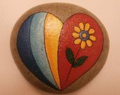 Awesome Painted Rock Ideas #paintedrock #stoneart #rockart #paintedrockideas #diy #diypaintedrock
