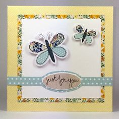 Craftwork Cards Blog Craftwork Cards, Fabric Cards, Lace Doilies, Craft Work, Diy Cards, Thank You Cards, Birthday Cards, Projects To Try, Card Making