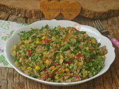 Salad Menu, Salad Dishes, Easy Salad Recipes, Easy Salads, Crab Stuffed Avocado, Cottage Cheese Salad, Raw Broccoli, Seafood Salad, Tomato Vegetable