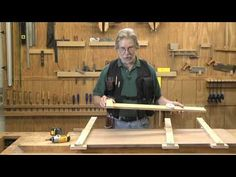 Simple shop-built edge clamp - YouTube