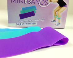 Blogilates Mini Bands | oGorgeous Gym Boutique
