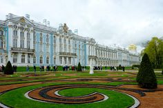 Catherine Palace – St Petersburg (Russia) Photo by RAYANDBEE