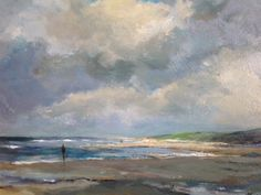 Seascape Strand door Herman Dasselaar