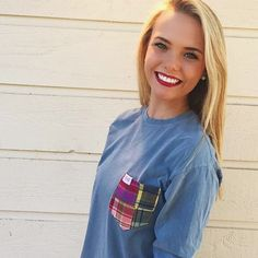 We're loving the pics y'all are sending us dressed in Fraternity Collection! DM us a pic of you wearing one of our duds {clearly showing the pocket/brand} to get a 10% off a future purchase ✨ #FraternityCollection #PocketTee