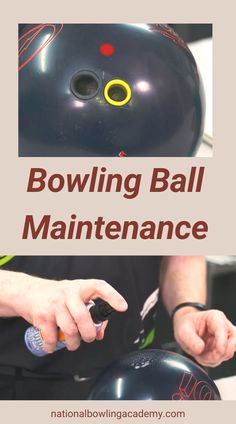 Expecting your bowling ball to perform the way it did out of the box without maintaining it is like driving your car without changing the oil or tires. Eventually, it will break down and not work the way it once did. In this free video lesson, Scott Pohl, owner of On Track Pro Shop, covers how to maintain your bowling ball's finger inserts and surface. Fun Bowling, Bowling Tips, Bowling Ball, Recipe Organization, Sports Equipment, Diana, Organizing, Balls, Life Hacks