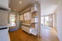 Bildergebnis für rhz haus eugendorf Loft, Cabinet, Furniture, Projects, Home Decor, Environment, Trendy Tree, Roof Styles, Flat Roof