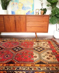 We've added some great rugs to our sale section including this Shiraz...AND it…