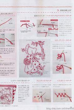 [转载]手工书分享2011年4月拼布通信