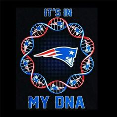 This is my DNA