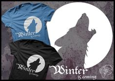 Gotta get this to add to my growing Game of Thrones t shirt collection :)