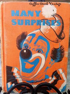 Vintage Children's Book-Many Surprises by by CoffeeCreekVintage