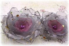 Sheer Purple Haze Roses by GabriellePollacco on Etsy, $3.85