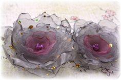 Sheer Purple Haze Roses  GABRIELLE