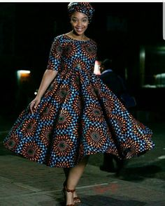 Ankara Xclusive: Most Popular African Clothing Styles 2018
