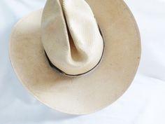 Stetson Rodeo Style Cowboy Hat Size 7 1 4 Brim 400 4e73b8298a06