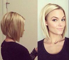 12 trendy mittellange Frisuren, womit Du in 2015 gerne gesehen wirst