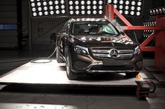 Mercedes-Benz GLC (X253) Crashtest