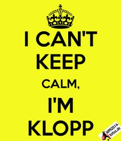 I can't keep calm I'm Klopp Real Soccer, Soccer Fans, Keep Calm Carry On, Cant Keep Calm, Juergen Klopp, This Is Anfield, Liverpool City, Best Football Team, European Football