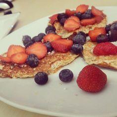 Pomysły na słodkie, zdrowe śniadanie - na diecie i nie tylko. Jest przepyszne, niesamowicie zdrowe i nadaje się także dla osób, które się odchudzają.