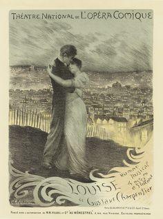 Charpentier's Louise | Paris de L'Opera Comique