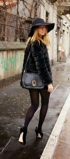 Cute City Street Style❤Follow Me On Twitter and Instagram @Ashley Milus❤